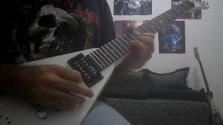 Iron Maiden - Blood Brothers (Janick Solo Cover)