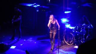 The Pretty Reckless - Like a Stone cover (Live @ Terminal 5)
