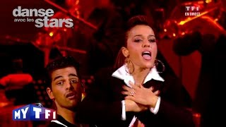 DALS S02 - Un jive avec Nadiya et Christophe Licata sur ''Shake your tail feathers''