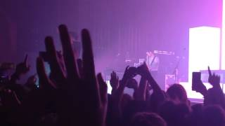 The 1975 Live // Manchester Apollo // A Change of Heart (Part 2)