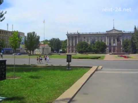 Lenin Square Nikolaev  UKRAINE