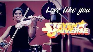STEVEN UNIVERSE ❤  VIOLIN COVER!