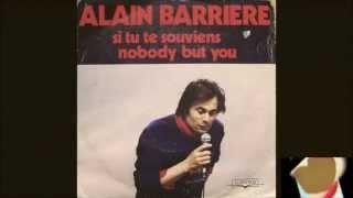 Alain Barrière - Nobody but you (1976)