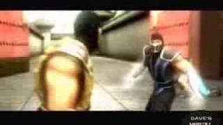 mortal kombat kung fu fighting