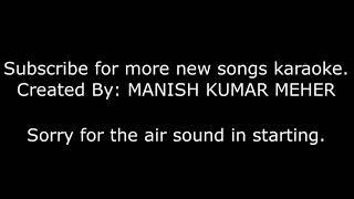 Choosi Chudangane Telugu Clean Karaoke