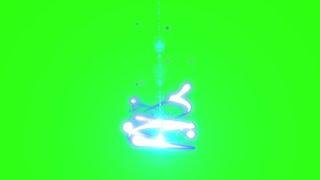 Partículas Mágicas #1 - Magic Particles #1 / Green Screen - Chroma Key