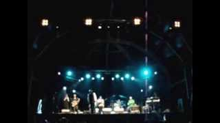 Dedicated to the one I love - Bitty McLean backed by Freedom Street - Granollers 2013