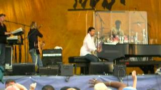 jazzfest week 2 - Lionel Richie - Sail on snippet