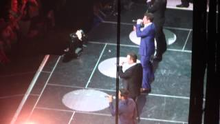 98 Degrees Live at TD Garden
