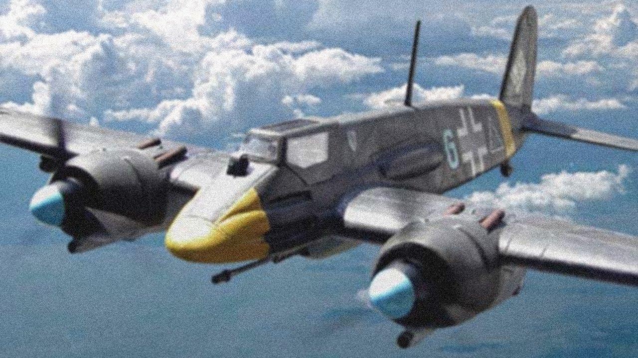 Hitler's A-10 - The Henschel Hs 129 Tank Buster