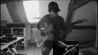 Being as an Ocean - Salute e vita guitar cover