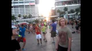 Benny Benassi Live at Ultra Music Festival 2012 Congorock -Monolith vs. Firebeatz -Funky shit