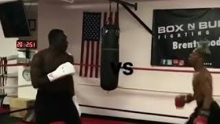 Xxxtentacion got boxing skills