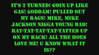 Tyga - Rack City (Lyrics On Screen)