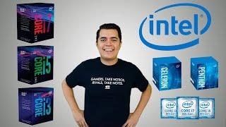 Básico: ¿Qué procesadores de Intel 8va Generación hay? - Proto HW & Tec