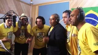 Clip MUDA O BRASIL   Magno Malta e Clube do Samba Gospel