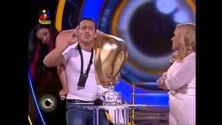 Big Brother Vip - Liliane Marise não entra na casa