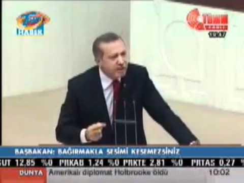 Başbakan Tayyip Erdoğan'ın Efsane Meclis Konuşmaları