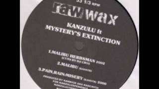 Kanzulu ft. Mystery's Extinction - Pain, Rain, Misery