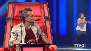"The Voice IT | Serie 3 | Anteprima Blind Audition ""It's Raining Men"""