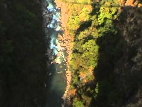 Worlds Largest Canyon Swing – Nepal