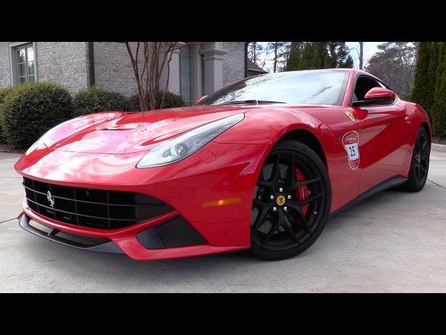 2017 Ferrari F12 Berlinetta: Road Test & In Depth Review