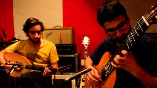 Ara Dinkjian - Microtonal Guitar & Lavta - Keesher Bar
