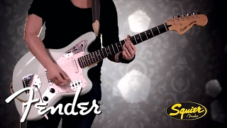 Squier Vintage Modified Jaguar Demo | Fender
