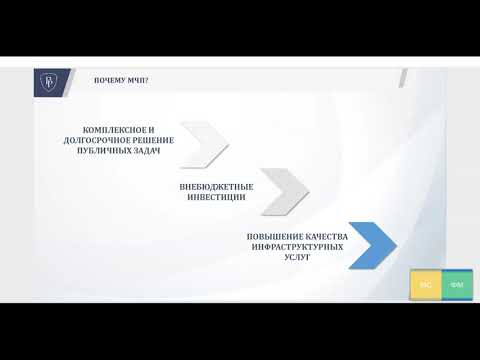 Муниципально-частное партнерство – актуальный инструмент для развития муниципальной инфраструктуры
