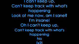 Silhoutte- Can't Keep Up Lyrics