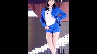 161013 소나무 (SONAMOO) Just Go (가는거야) [의진] Euijin 직캠 Fancam (전국체육대회 폐회식) by Mera