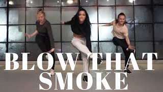 Blow That Smoke - Major Lazer DANCE VIDEO | Dana Alexa Choreography