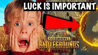 When Luck is By Your Side in PUBG Mobile   Funny Moments   Triggered Insaan