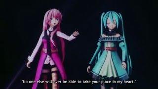[ENG SUB] Hatsune Miku & Megurine Luka -  Daybreak Arrival / Akatsuki Arrival (Live) [1080p 60 FPS]
