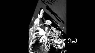 BALL TONGUE (live) - KoRn