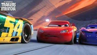 CARROS 3 | Relâmpago McQueen quer se recuperar de acidente em Nova Prévia