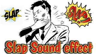 Slap Sound effect||no copyright||funny||slap Sound effect echo