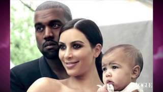 Kim Kardashian on VOGUE! OY VAY!