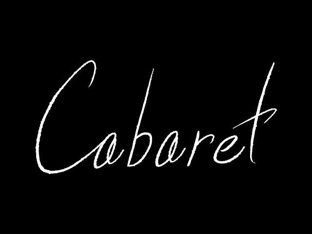 Video oficial de un tema de Cabaret