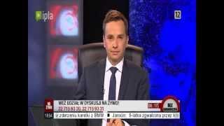 """Fanatyczka Tuska w programie """"Bez ograniczeń"""" (24.06.2014)"""