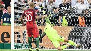 Un commentateur portugais hystérique -  Poland vs Portugal [Penalty] - UEFA EURO 2016 Antena1