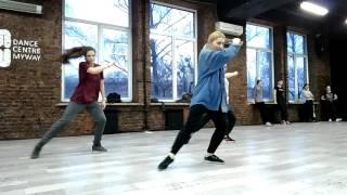 TroyBoi & Diplo - Afterhours (feat. Nina Sky)    Choreography by Sasha Putilov    Select 1