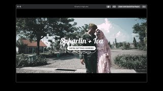 Prewedding Trailer Cinematic | Iva & Sukarlin II