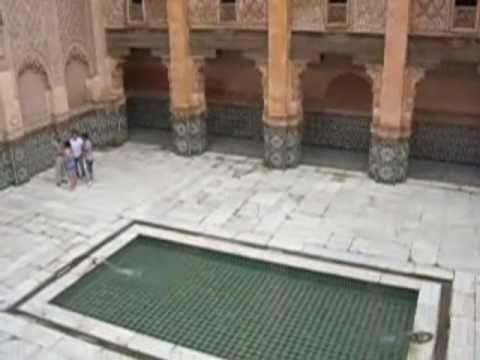 Ben Youssef Madrasa – Marrakech, Marruecos