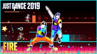 Just Dance 2019: Fire by LLP Ft. Mike Diamondz | Official Track Gameplay [US]