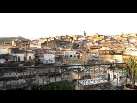 360° View of Fes Medina