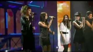 """ZAZ -""""Ma drôle de vie """" - 2010 on French TV TF1"""