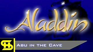 Let's Play: Disney's Aladdin (Sega Genesis) - Abu in the Cave