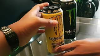 Monster Energy Drink Rossi and Original