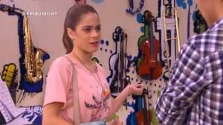 Violetta 1 - León le dice a Violeta que decida con quién quiere estar (01x41)